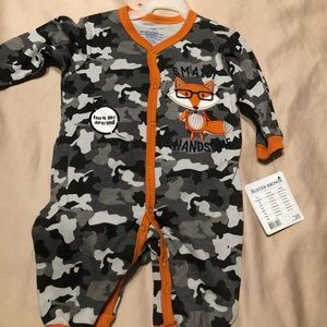 Other - NWT Buster Brown 3 piece Layette set